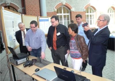 Prezentacja aparatury do innowacyjnych badań magnetycznych (konferencja DMiUT 2014)