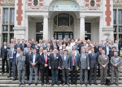 Uczestnicy konferencji Diagnostyka Materiałów i Urządzeń Technicznych (DMiUT 2012)